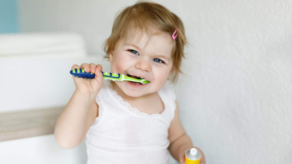 Good Oral Hygiene Should Begin Early