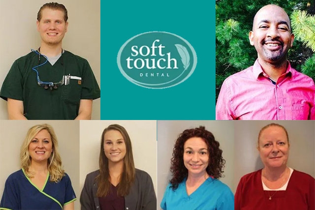 Soft Touch Dental - Team of dental experts